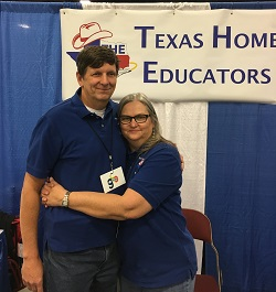 Texas Homeschool Convention Fun!