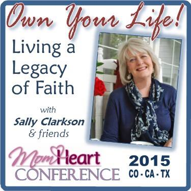 Dallas-Sally Clarkson's Mom Heart Conference 2015