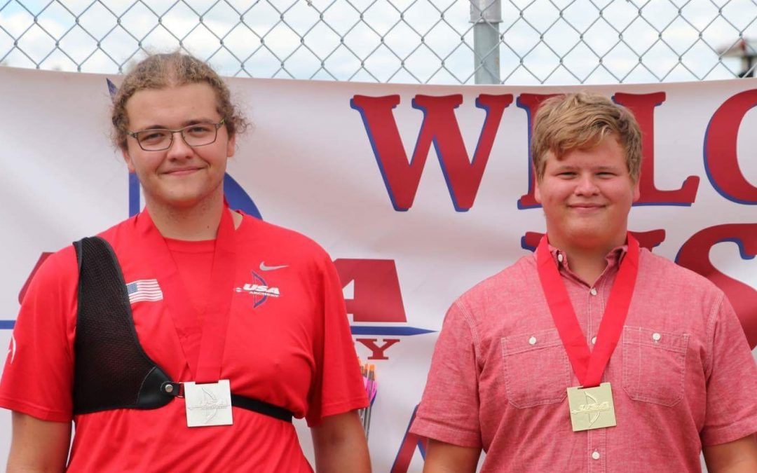 Homeschoolers Win National Archery Competition
