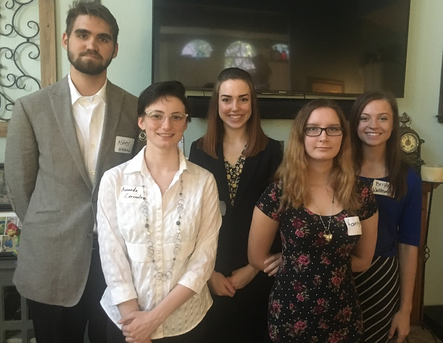 Texas Home Educators Announces 2019 Winners of the Stockyards Rotary Club Scholarship