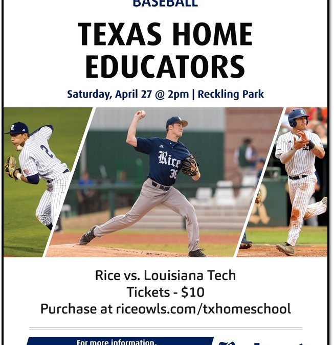 Play Ball! Rice University