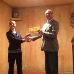 North Texas Homeschool Student Wins Rotary Scholarship