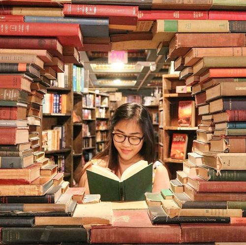 THE Library Fund Raiser